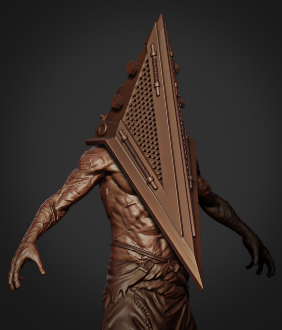 Pyramid Head Tom Parker